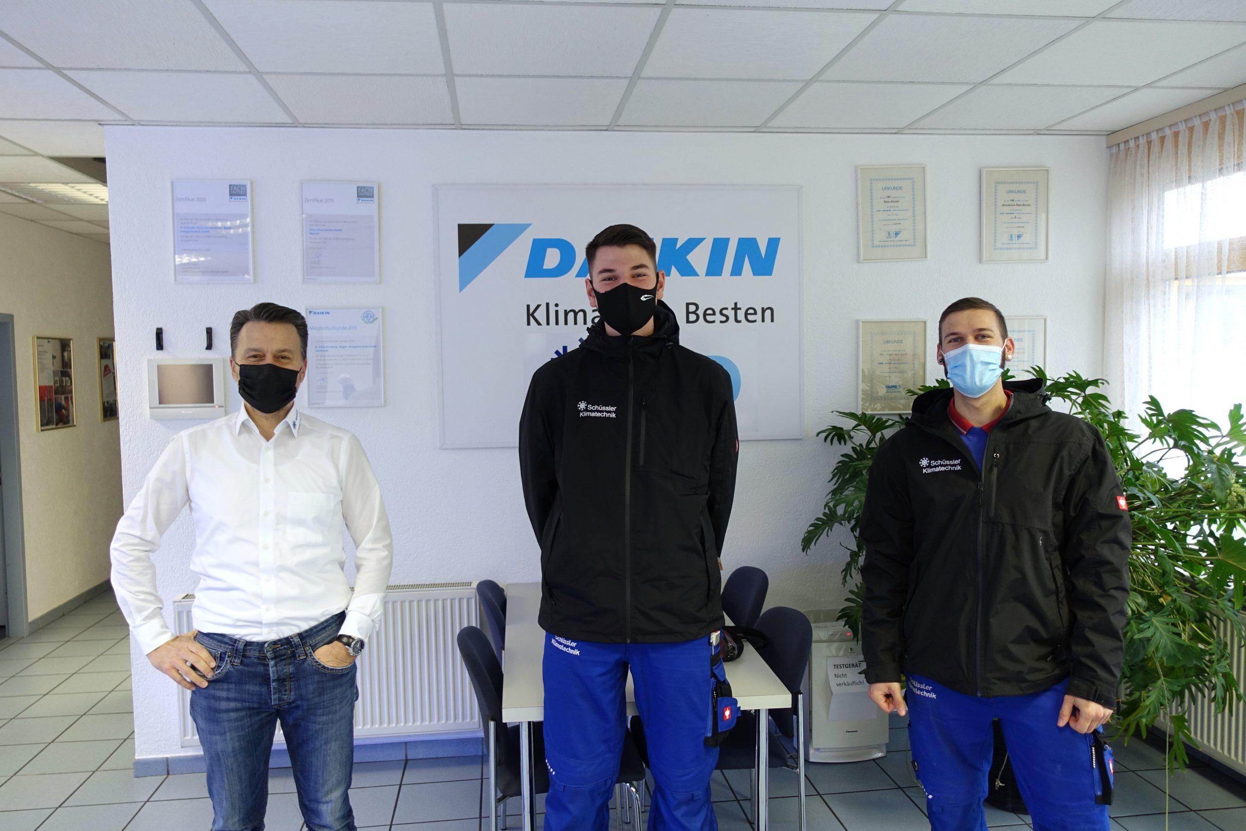 Ausbildung Mechatroniker für Kältetechnik